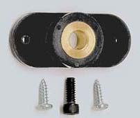 Wheel Pant Mounts Fits 1/8 Dia Wire Landing Gear (2)